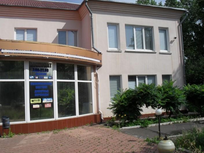 Нежитлові приміщення за адресою: Луганська область, м. Сєвєродонецьк, вул. Федоренка, 21, загальною площею 880,7 кв. м